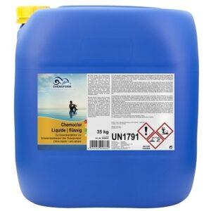 clor lichid pentru piscina 35 litri