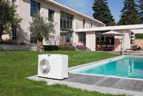 pompe caldura piscine