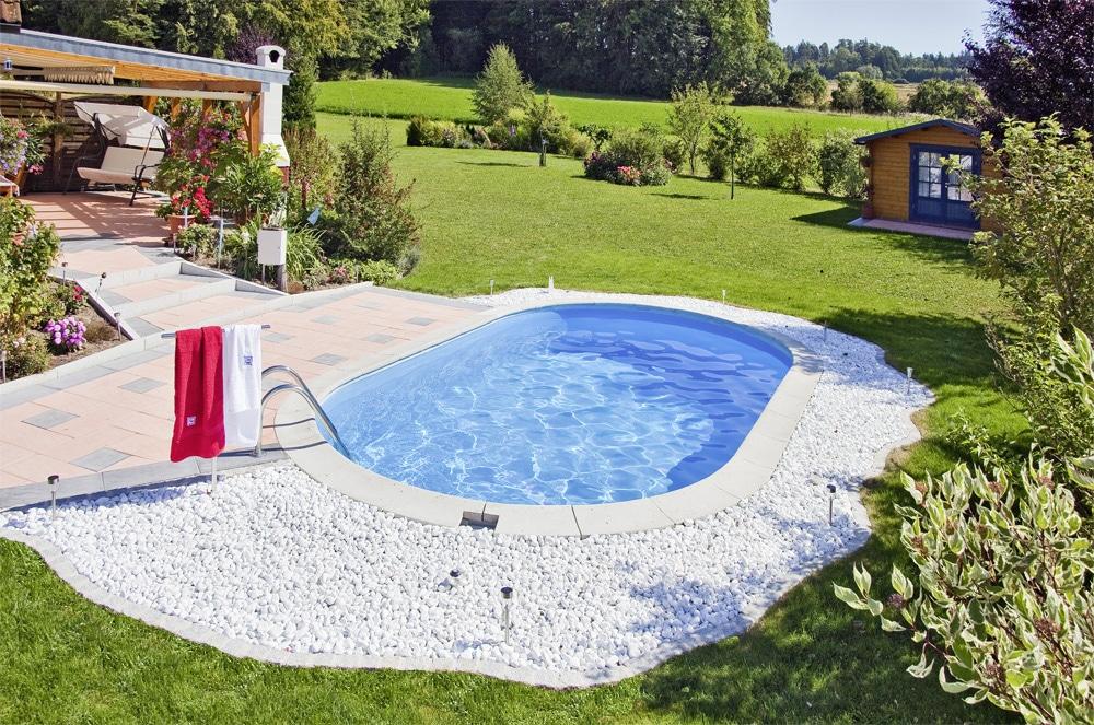 Preturi piscine cat costa achizitia unui kit complet de for Piscina metalica